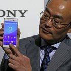 Sony Xperia Z4'ü tanıttı!