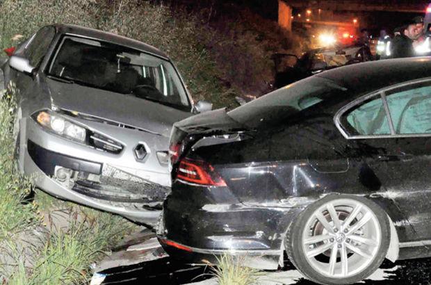 Mersin Tarsus'ta katliam gibi kaza!