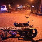 Sakarya'da otomobilin çarptığı bisikletli öldü