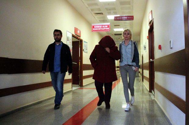 Şanlıurfa sağlık kontrolü gözaltı hastane tıp merkezi operasyon