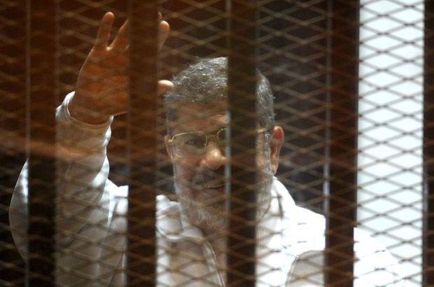 Mısır eski Cumhurbaşkanı Muhammed Mursi hapis cezası Dışişleri Bakanlığı