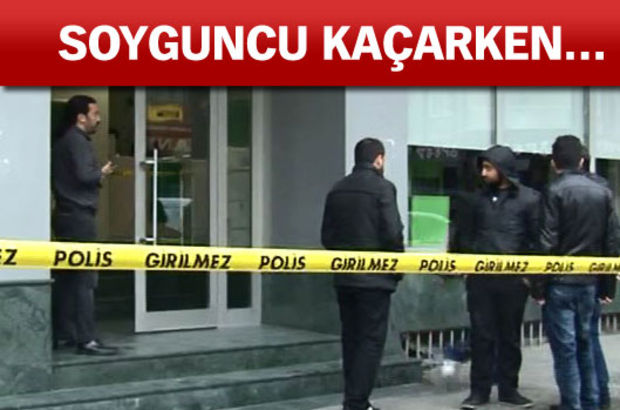 Bağcılar banka soygun