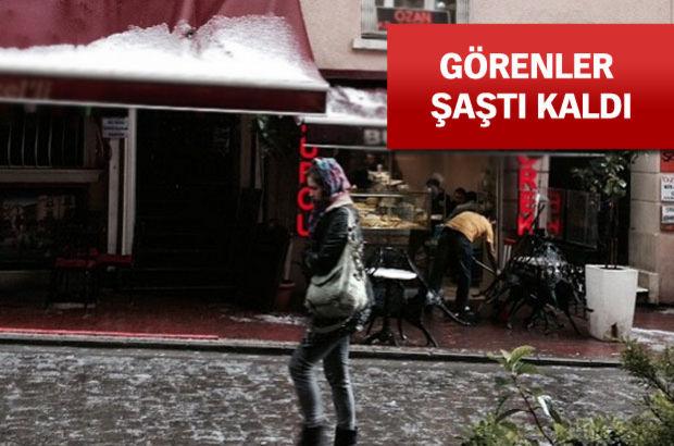 Yurtta Hava Durumu Sağanak Yağış istanbul fırtına kar