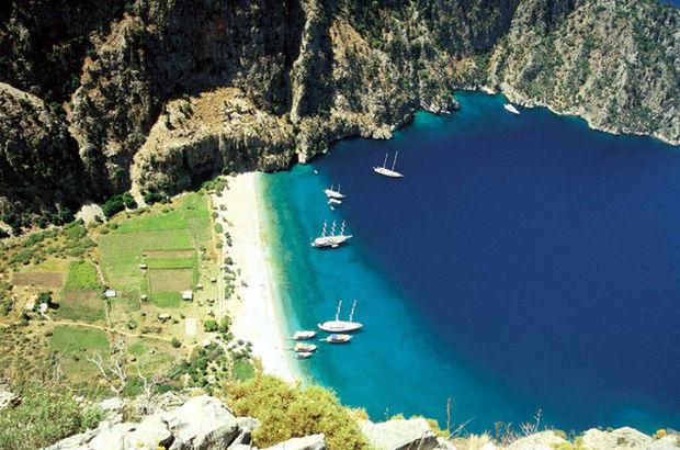 Türkiye'deki gizli cennet