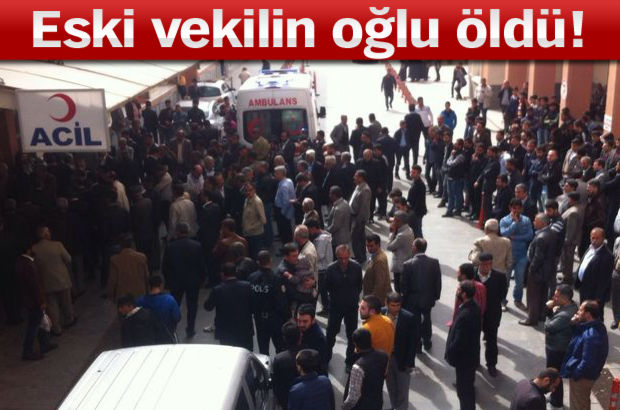 AK Parti'ye silahlı saldırı