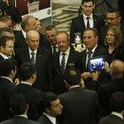 Devlet Bahçeli: CHP-MHP-HDP koalisyonu düşünen varsa doktora göndermek lazım