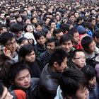 Çin'in nüfusunu geride bıraktı!