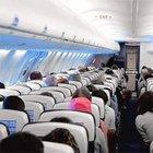 Uçakta tuvalet yasağı