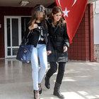 ABD'li genç kız, aşkı için Samsun'a kaçtı