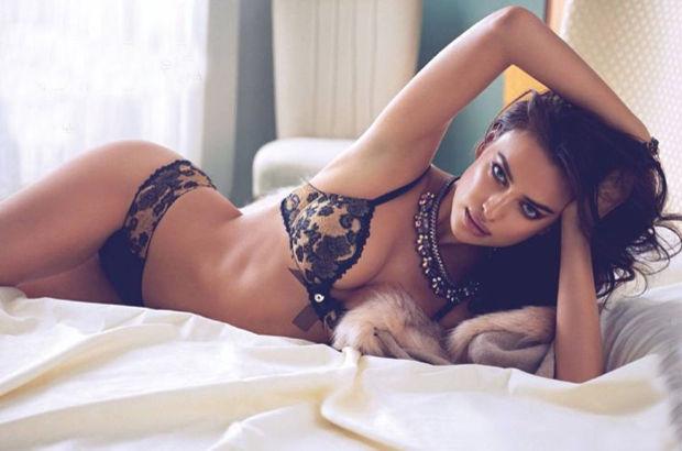 Irina Shayk'ın sürpriz aşkı