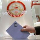 Meclis'te grubu bulunan dört siyasi parti, 25 milletvekili adayını değiştirdi