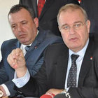 CHP Genel Başkan Yardımcısı Faik Öztrak'tan saray vaadi