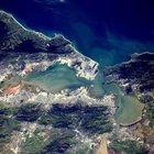 Dünya'nın uzaydan çekilmiş muhteşem fotoğrafları