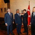 Akören Belediye Başkanı Ekrem Tulukçu Ak Parti'ye geçti