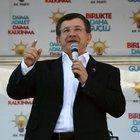 Başbakan Davutoğlu Erzurum'da konuştu