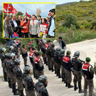Alper Sunaçoğlu Bulamaç Adası'na yüzmek istedi
