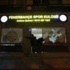 Fenerbahçe Spor Kulübünün Ankara Şubesi'ne yönelik saldırıyla ilgili 1 kişi tutuklandı