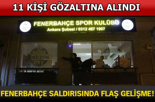 Fenerbahçe saldırısında flaş gelişme!