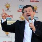 Başbakan Davutoğlu: Kuvayı Milliye partisiyiz