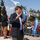 Ahmet Davutoğlu Ak Parti Gümüşhane mitinginde hitap ediyor