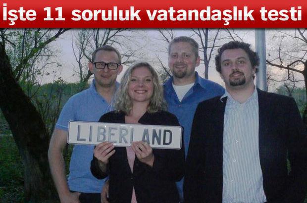 Lıberland'ın kurucusu Vıt Jedlicka: Ülkeme 5 bin kişi alacağım