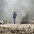 Suriye'de vakum bombalı katliam!