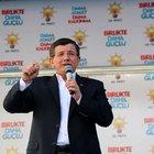 Başbakan Davutoğlu'ndan Erzincan'da önemli açıklamalar