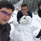 Muhammed Koray Dinçer'in arkadaşlarıyla çektiği son selfie