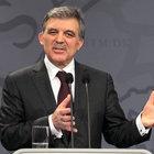 Abdullah Gül: AK Parti'nin esas kurucusu benim