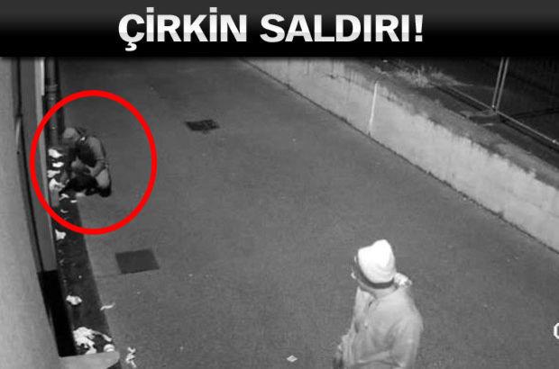 Fransa'da Türk Camii yakılmak istendi!