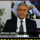 KKTC yeni Cumhurbaşkanı Mustafa Akıncı: Telefonun amacı tebrik etmekti