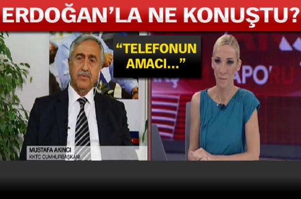KKTC'nin yeni Cumhurbaşkanı Habertürk'e açıkladı