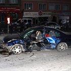Kısıklı'daki Başbakanlık Konutu yakınında kaza