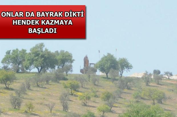 Türkiye sınırında hareketlilik!