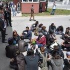 Osmangazi Üniversitesi'nde oturma eylemi