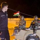 Peşmergeler Kobani'den dönüyor
