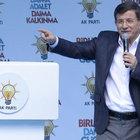 Başbakan Davutoğlu'ndan Rize'de açıklamalar