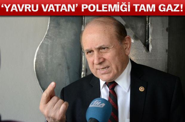 KTTC'nin yeni seçilen Cumhurbaşkanı Mustafa Akıncı
