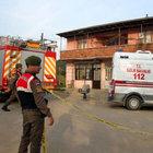Berber dükkanında patlama: 1 ölü