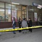 İzmir'de kahveye pompalı tüfekle saldırı