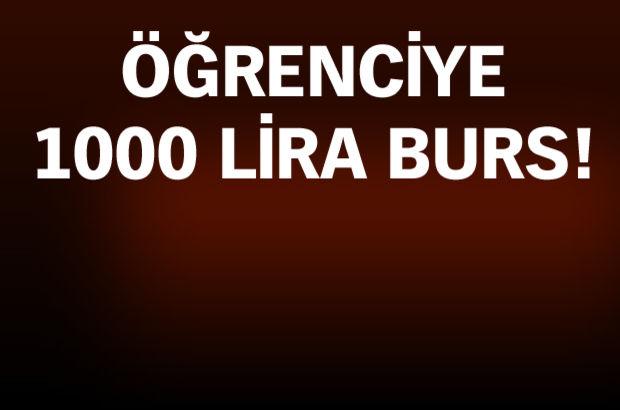 Yekta Saraç tübitak 10 bin öğrenci 1000 lira burs temel bilimler