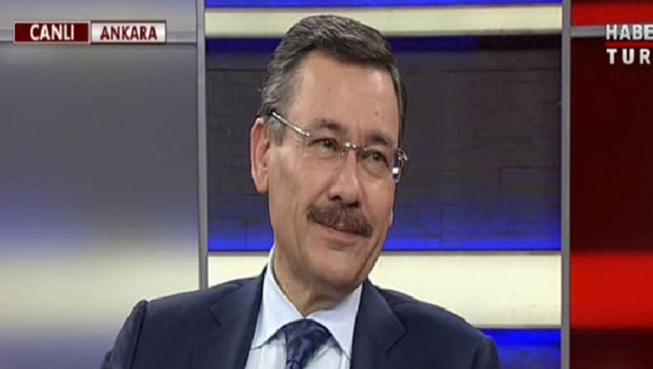 Ankara Büyükşehir Belediye Başkanı Melih Gökçek