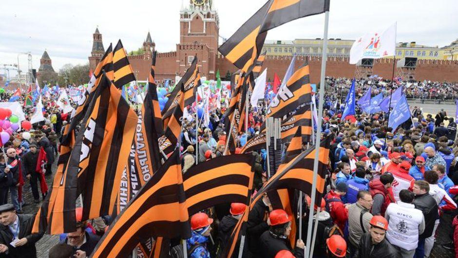 1 Mayıs İşçi Bayramı dünyanın dört bir yanında da kutlanıyor