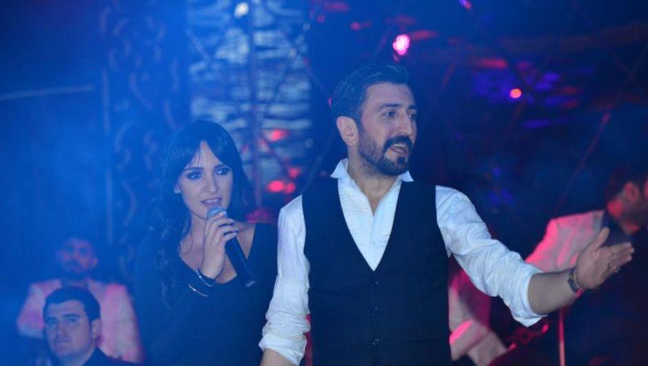 Ferman Toprak nişanlısı Nihal Öztürk'le düet yaptı