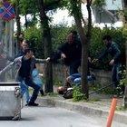 BEŞİKTAŞ'TA POLİS MÜDAHALESİ!