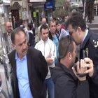 Aksaray'da Emniyet Müdür Yardımcısı muhabiri darp etti