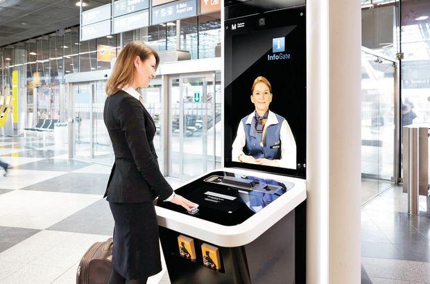 En teknolojik havalimanları!