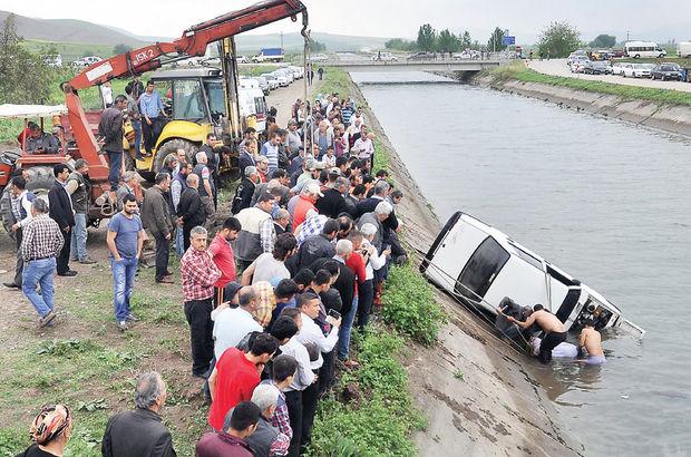 osmaniye sulama kanalı Mithat Başaran