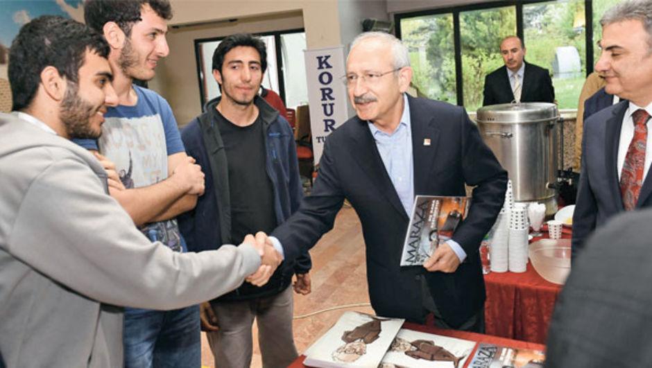 Cumhurbaşkanı Erdoğan Kemal Kılıçdaroğlu CHP  ODTÜ Mezunları Derneği