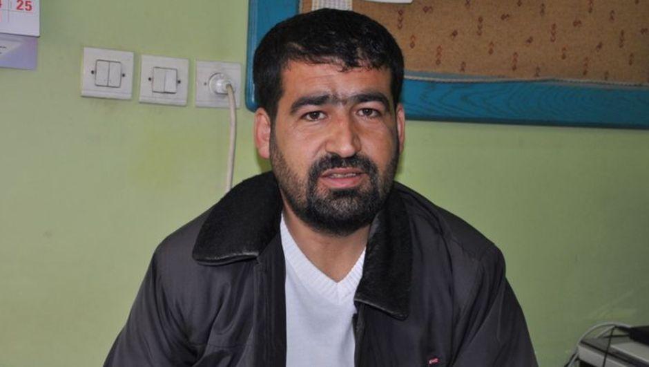 Davutoğlu miting gözaltı ibrahim alıcı